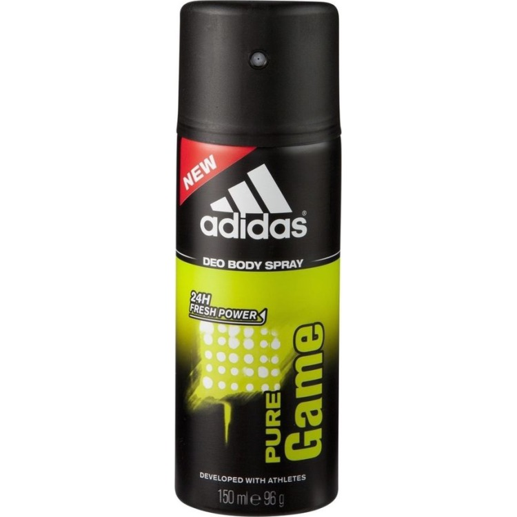 Adidas Deospray Men Pure Game 150ml
