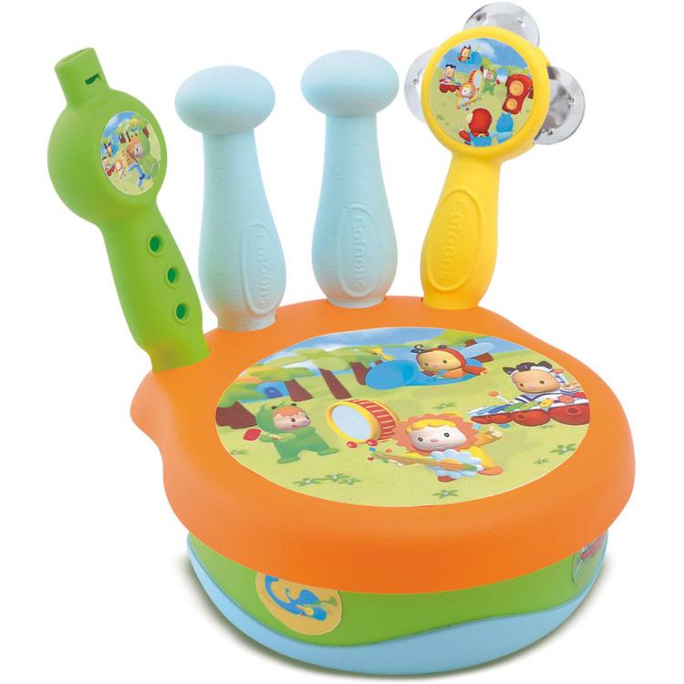 Image of Coto Drum Met Instrumenten