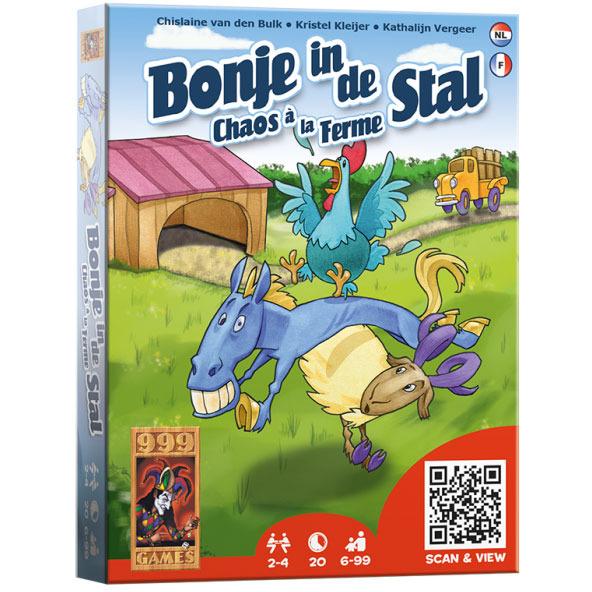 Image of Bonje In De Stal