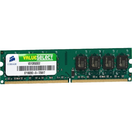 Image of 1 GB DDR2-533