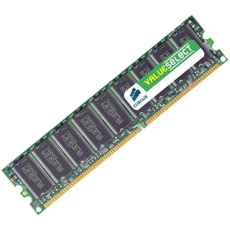 Image of Corsair DDR2 667MHz 2GB 240 DIMM Unbuffered CL5