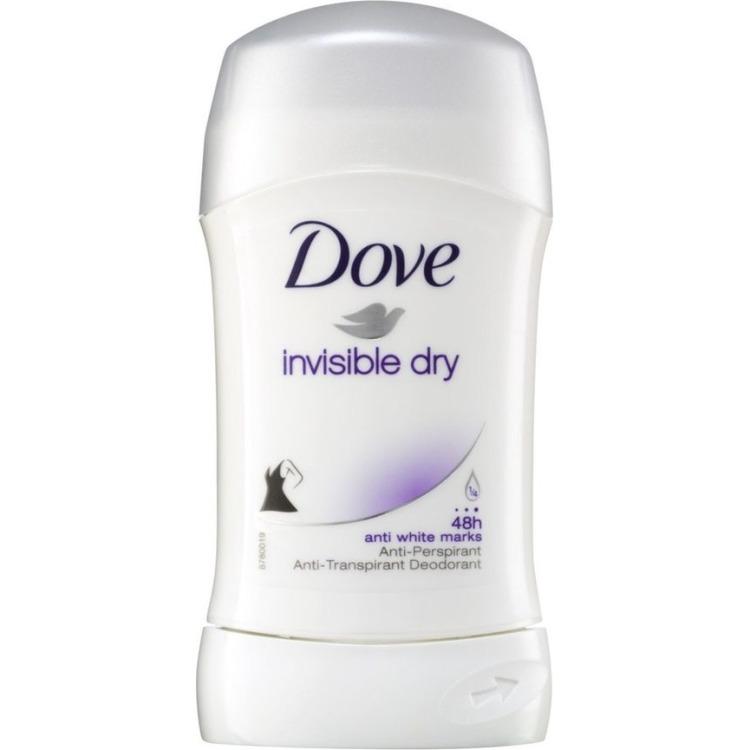 Image of Invisible Dry Deodorant Stick, 40 M