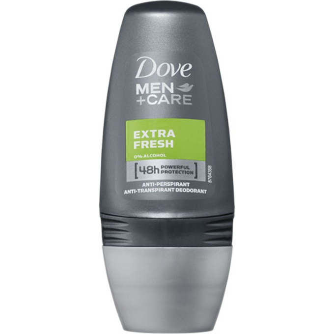 Image of Dove Men Deo Roll-on Extra Fresh 50 ml