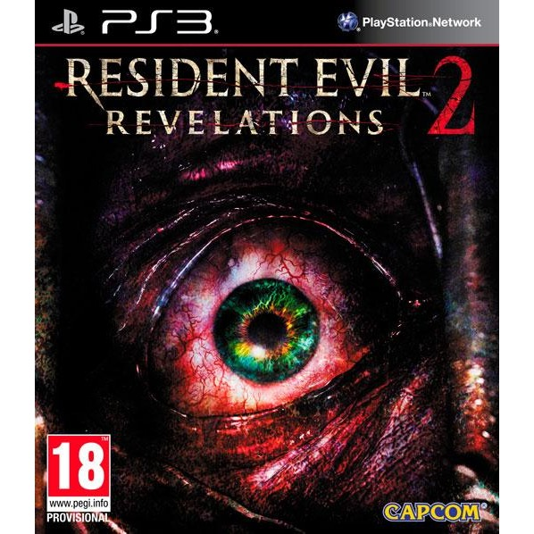 Image of Capcom Resident Evil, Revelations 2 PS3