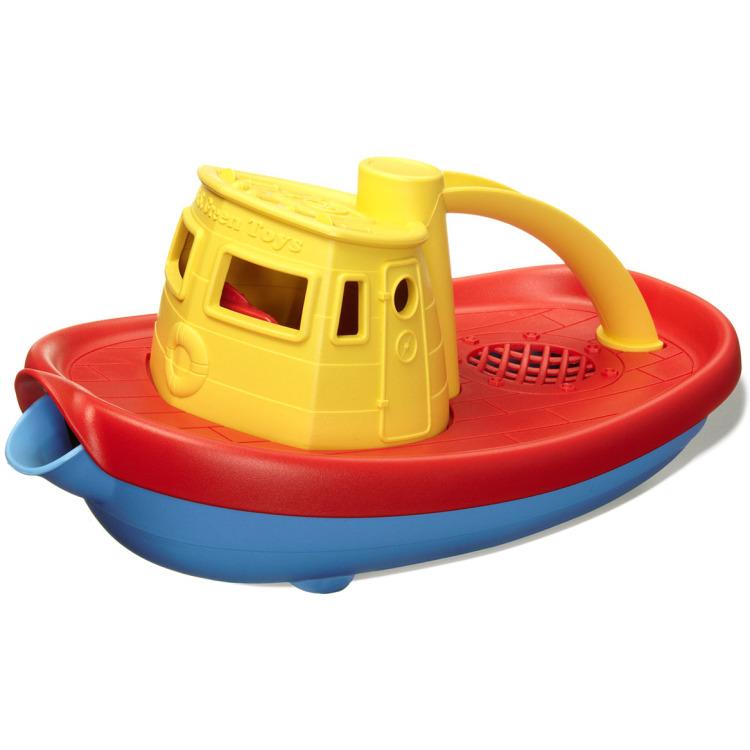 Image of Green Toys Sleepboot