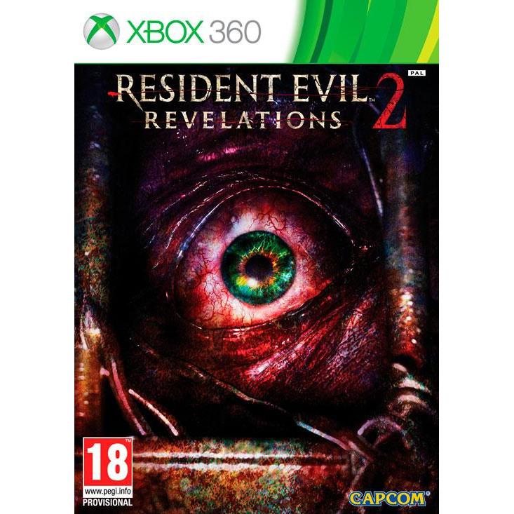 Image of Capcom Resident Evil, Revelations 2 Xbox 360