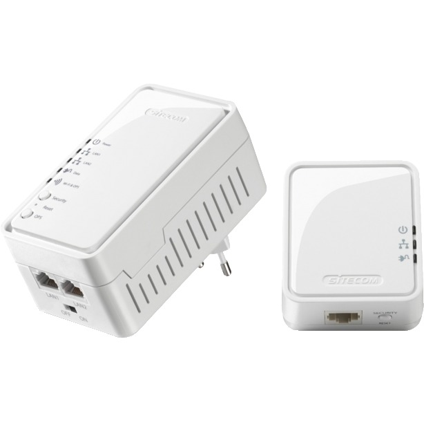 LN-556 Wi-Fi Homeplug kit - 500Mbps