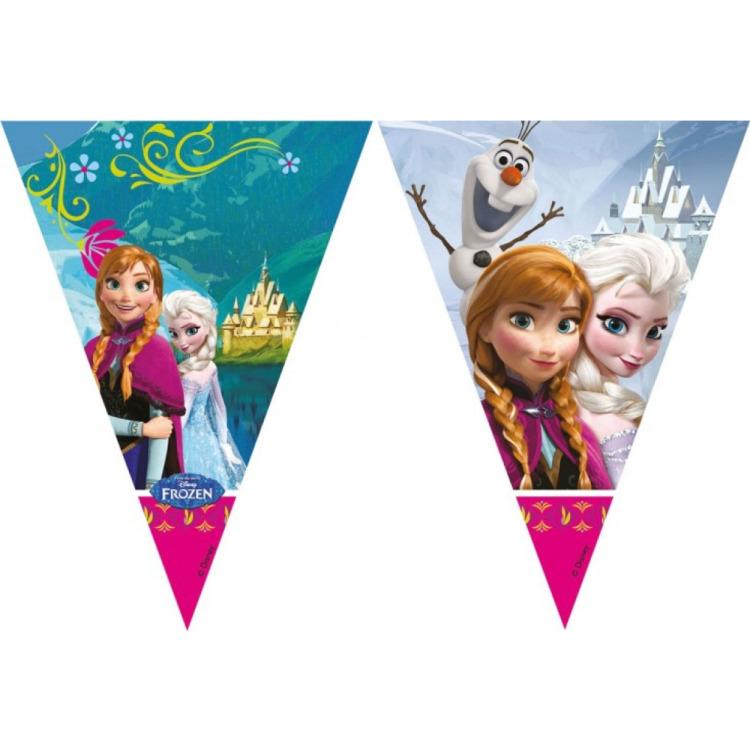 Frozen Vlaggenlijn, 3 Meter