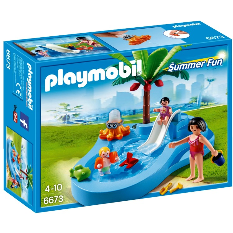 Playmobil Summer Fun kinderbad 6673