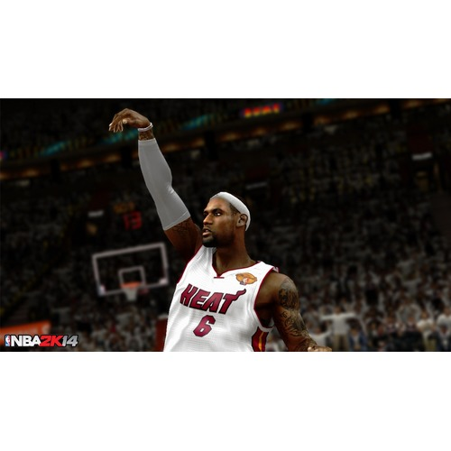 NBA Basketball 2K14  Xbox 360