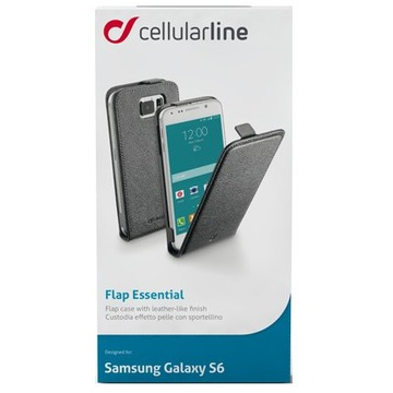 Image of Cell.sam. Flipcase Ess. Zw. S6