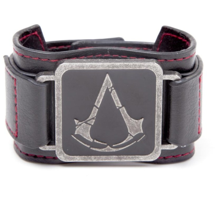 Image of Assassin's Creed Rogue - Wristband Metal Crest