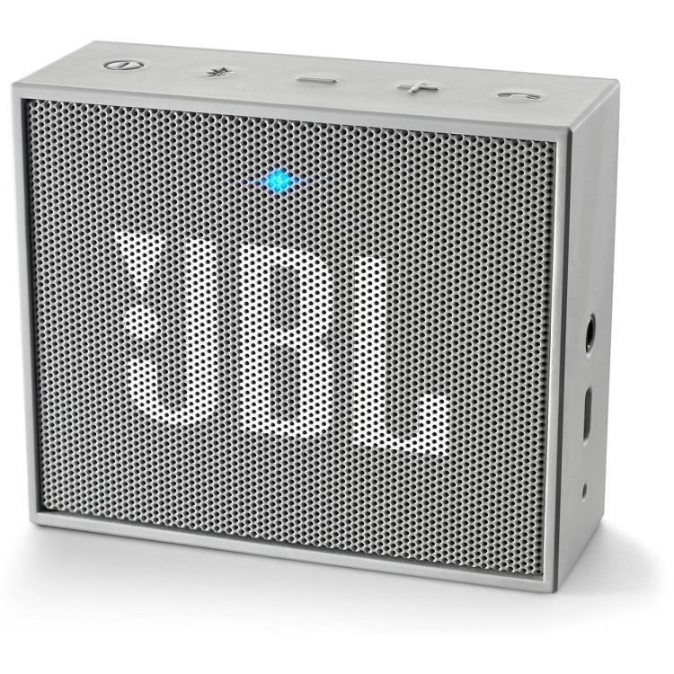 Image of Bluetooth luidspreker JBL Harman Go Handsfree-functie Grijs