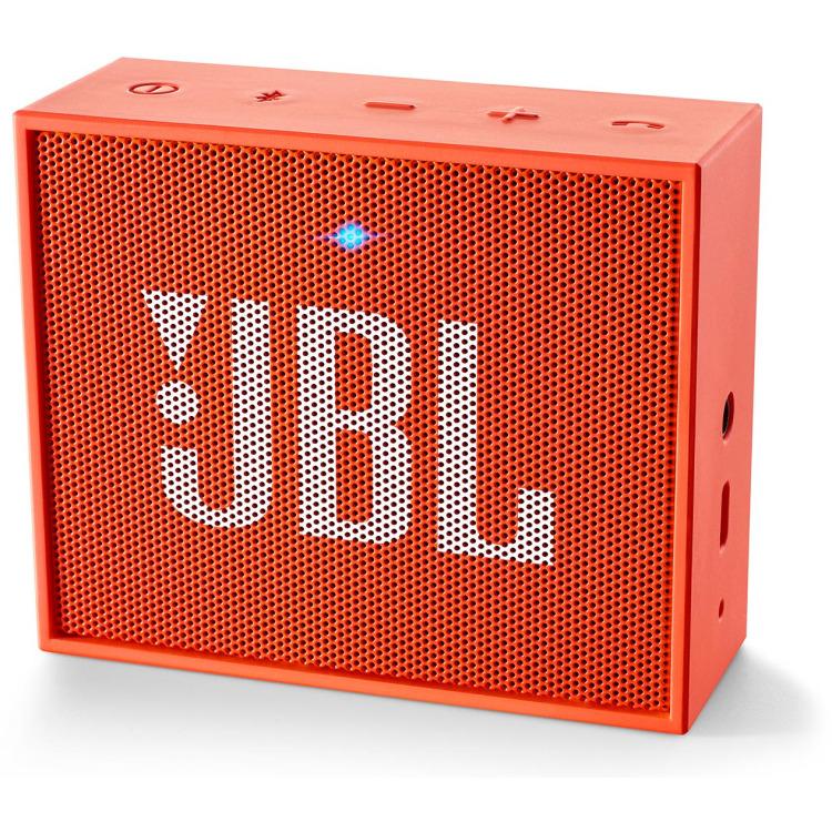 Image of Bluetooth luidspreker JBL Harman Go Handsfree-functie Oranje