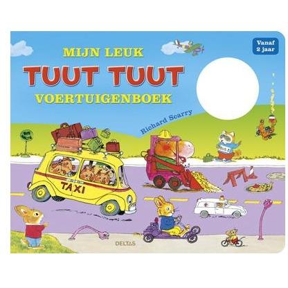 Image of Mijn Leuk Tuut Tuut Voertuigenboek