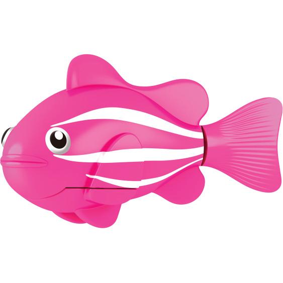 Image of Goliath - robofish, vis roze