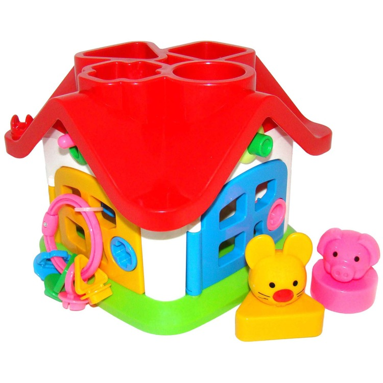 Image of Leer- En Speelhuis In Net