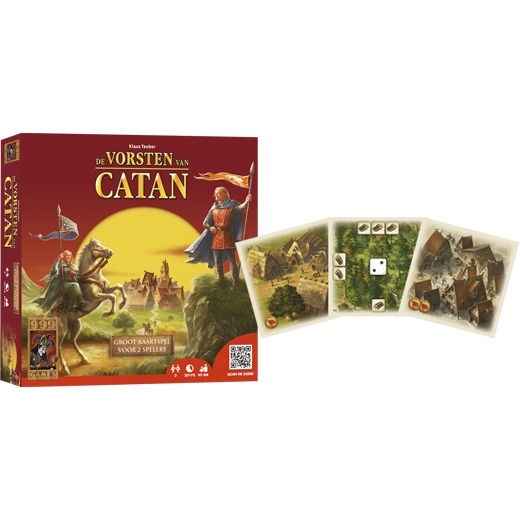 De Vorsten van Catan