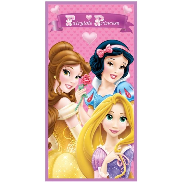 Image of Badlaken Princess fairytale: 70x140 cm