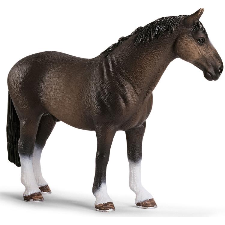 Schleich - paard hannover hengst - 13649