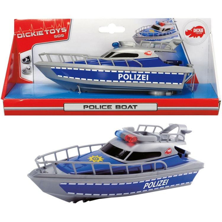 Image of Politie Boot