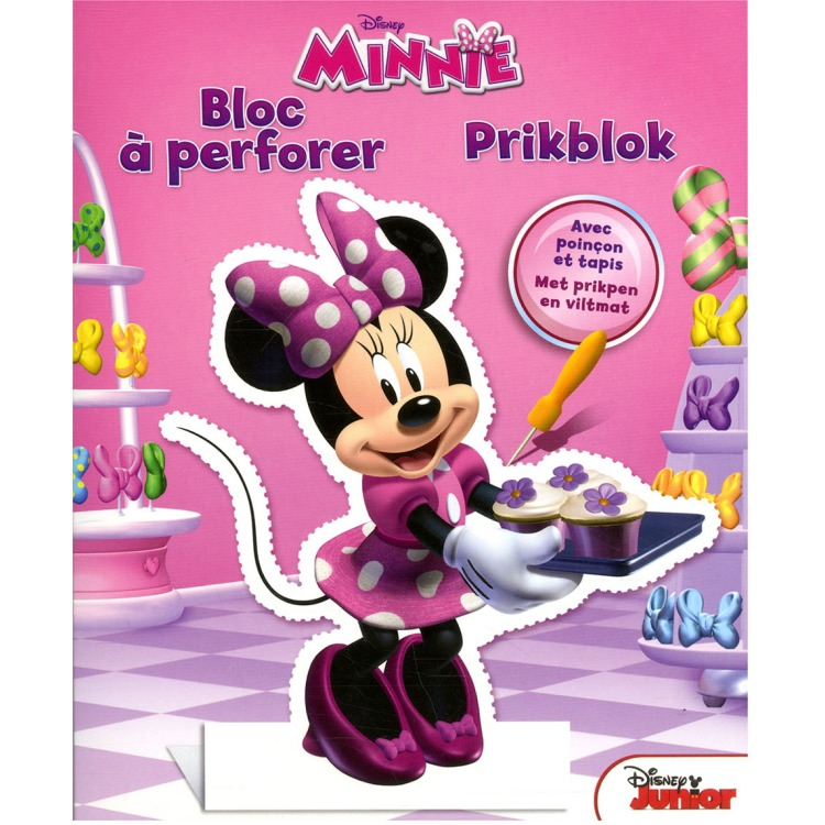Image of Disney Minnie Prikblok