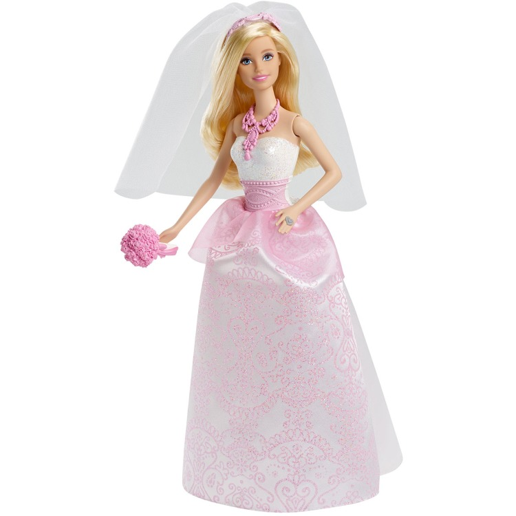 Image of Barbie Bride