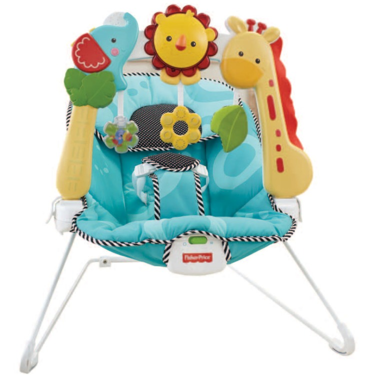 Fisher-Price 2-in-1 Sensory Stages - Wipstoel