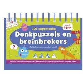 Image of 101 superleuke denkpuzzels en breinbrekers (vanaf 9 jaar)