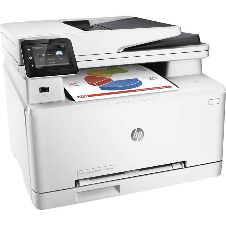 Productafbeelding voor 'Color LaserJet Pro MFP M277dw (B3Q11A)'