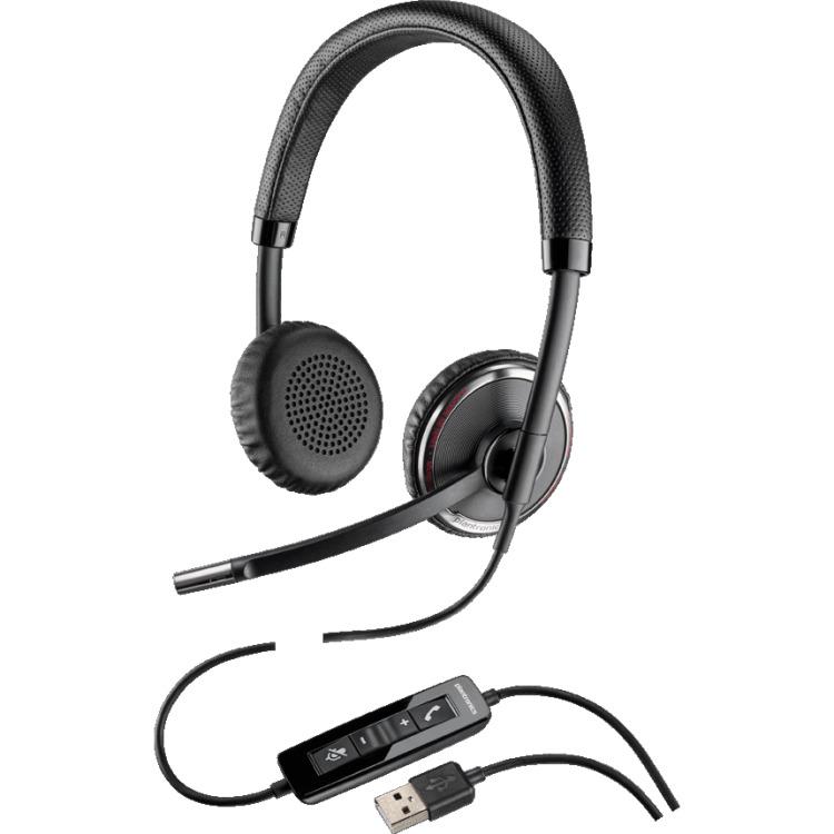 Plantronics BlackWire C520-M USB Office Headset