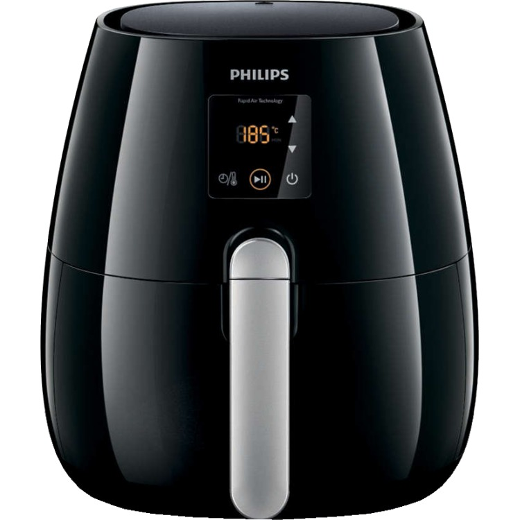 Image of Philips HD9230/20 Digitale Airfryer Zwart 1425W