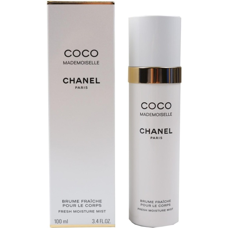 Image of Chanel Coco Mademoiselle Body Spray 100ml