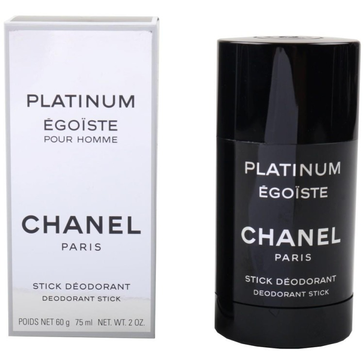 Image of Chanel Platinum Egoiste Pour Homme deo stick - 75ml
