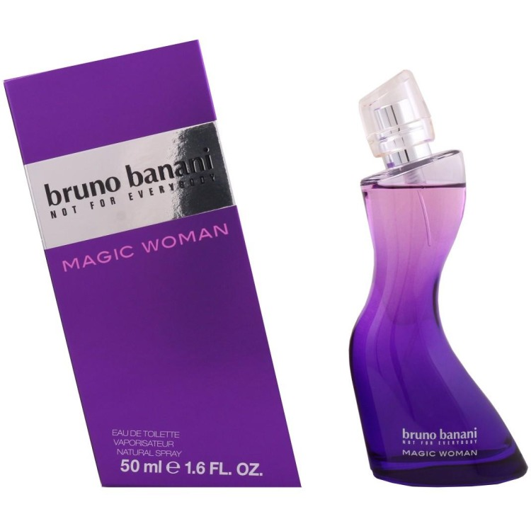 Image of Bruno Banani - Magic Woman Eau de toilette - 50ml