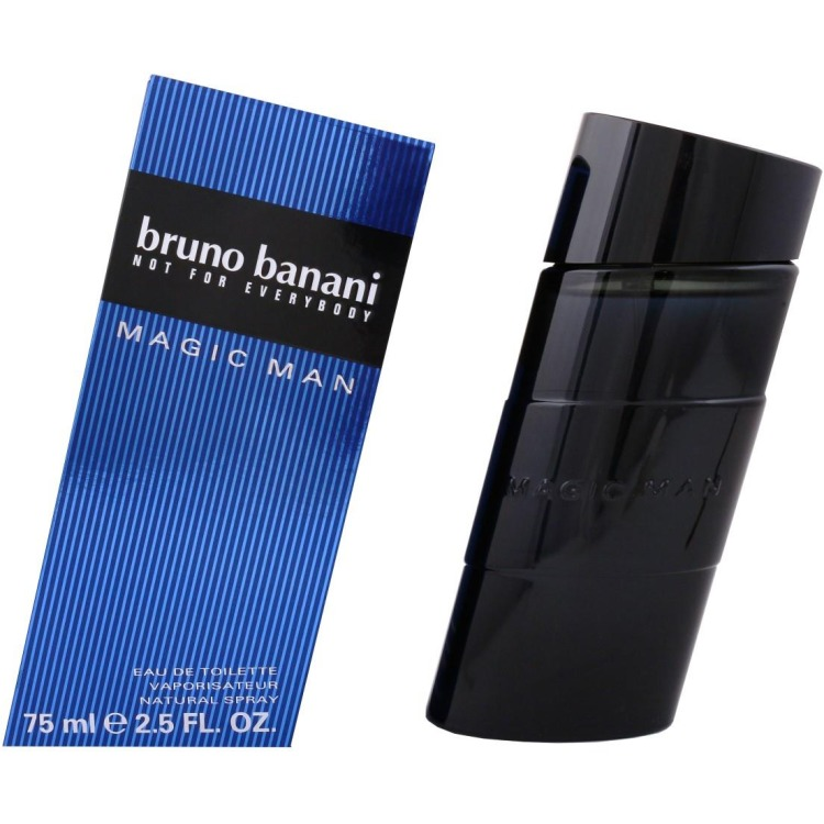 Image of Bruno Banani - Magic Man Eau de toilette 75 ml