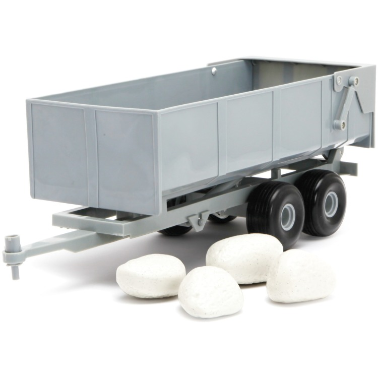 Image of Kiep Trailer En Rotsen Big Farm Britains