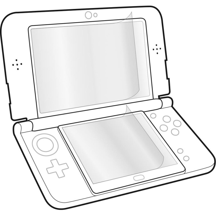 Speedlink, GLANCE Screen Protection Kit  for New 3DS XL