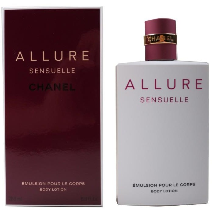 Image of Allure Sensuelle Body Lotion, 200 M