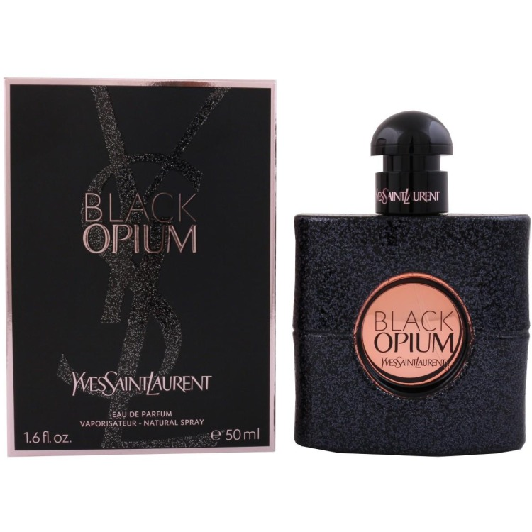 Image of Black Opium Eau De Parfum, 50 Ml