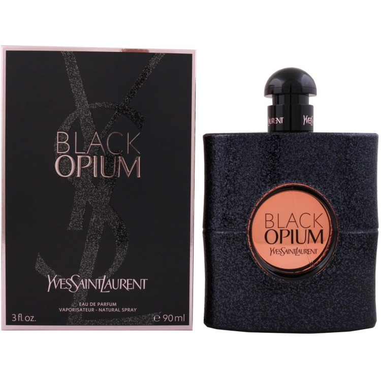 Image of Black Opium Eau De Parfum, 90 Ml