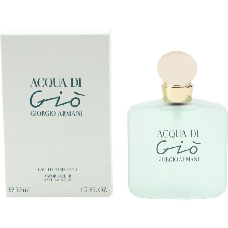 Image of Acqua Di Gio Eau De Toilette, 50 Ml