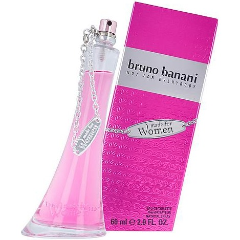 Image of Bruno Banani - Made for Woman Eau de toilette - 60 ml