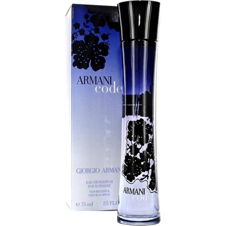Image of Armani - Code women Eau de parfum 75ml