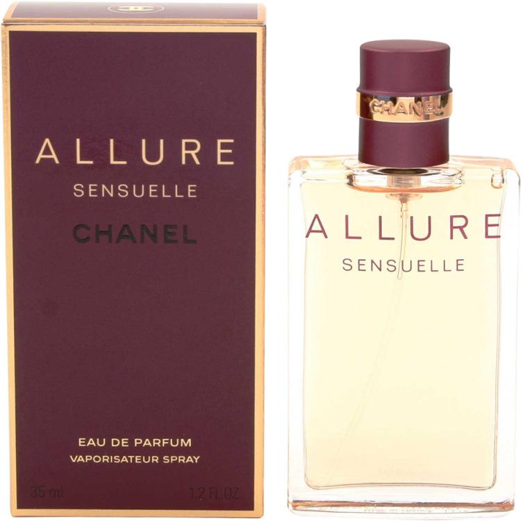 Image of Allure Sensuelle Eau De Parfum, 35