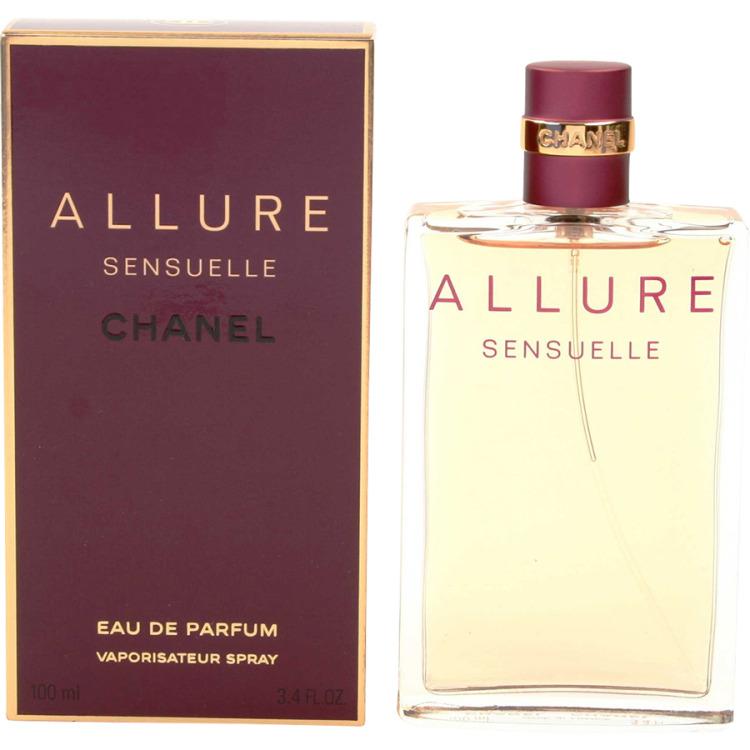Image of Allure Sensuelle Eau De Parfum, 100 Ml