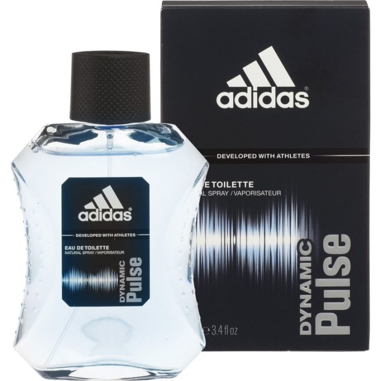 Adidas Dynamic Pulse for Men - 100 ml - Eau de toilette