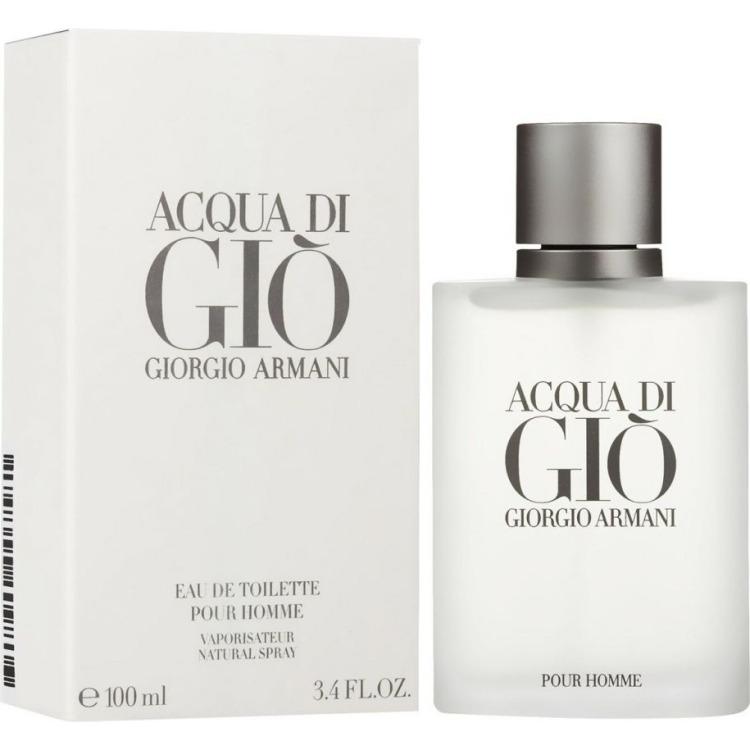 Image of Acqua Di Giò Pour Homme Eau De Toilette, 100 Ml