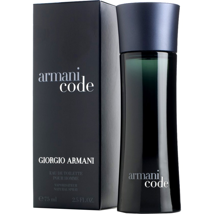 Image of Armani - Code Eau de toilette 75ml