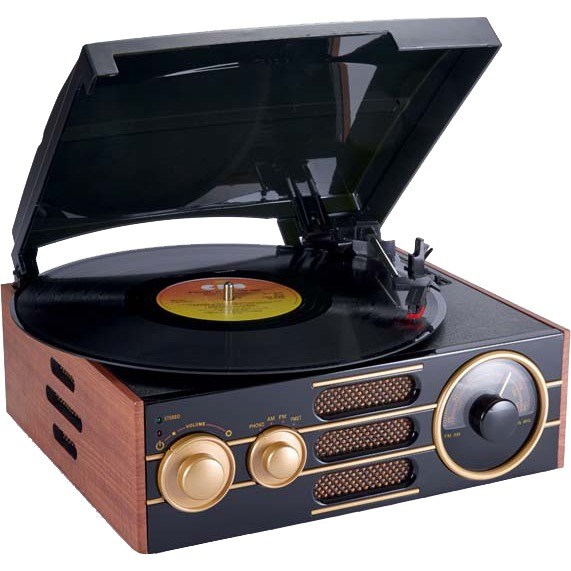"Image of ""Art Deco"" Turntable"
